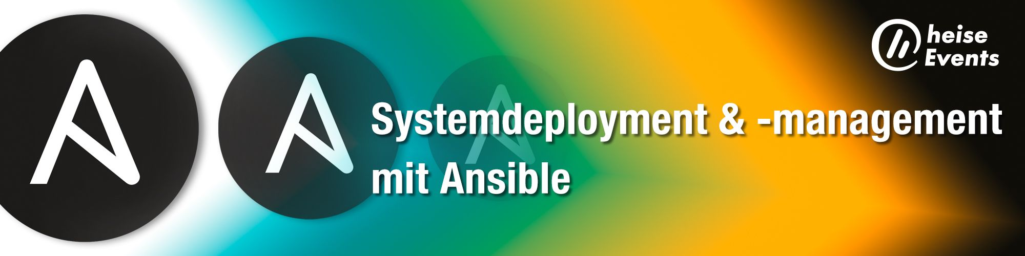 Systemdeployment & -management mit Ansible