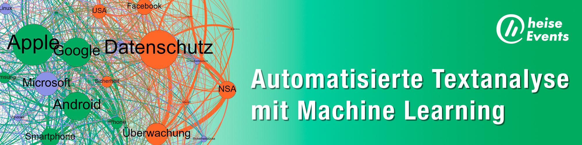 Automatisierte Textanalyse mit Machine Learning