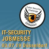 CSCG IT-Security Jobmesse 2019