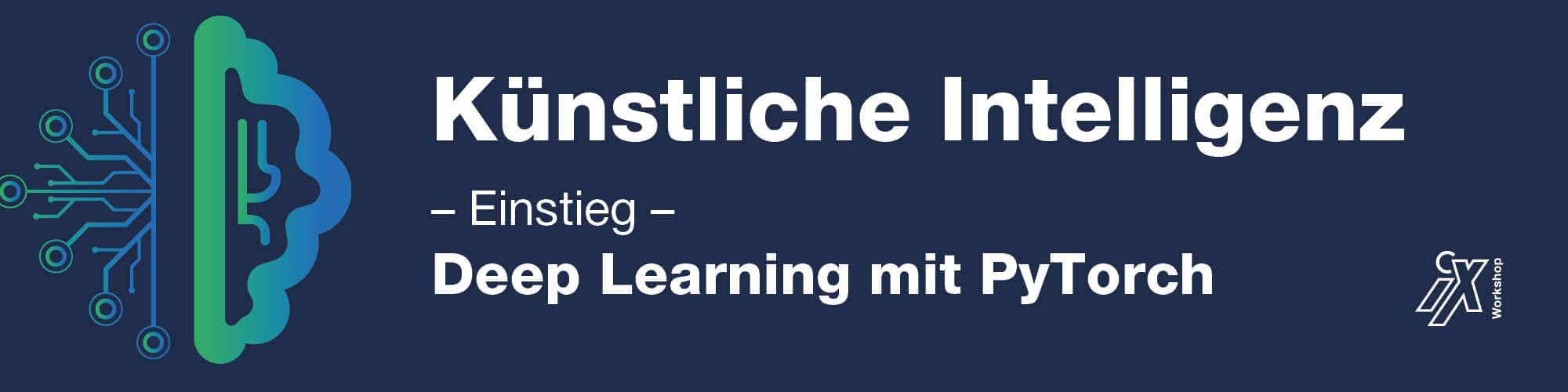Deep Learning mit PyTorch